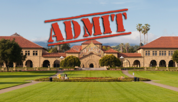 College Admission- Stanford?